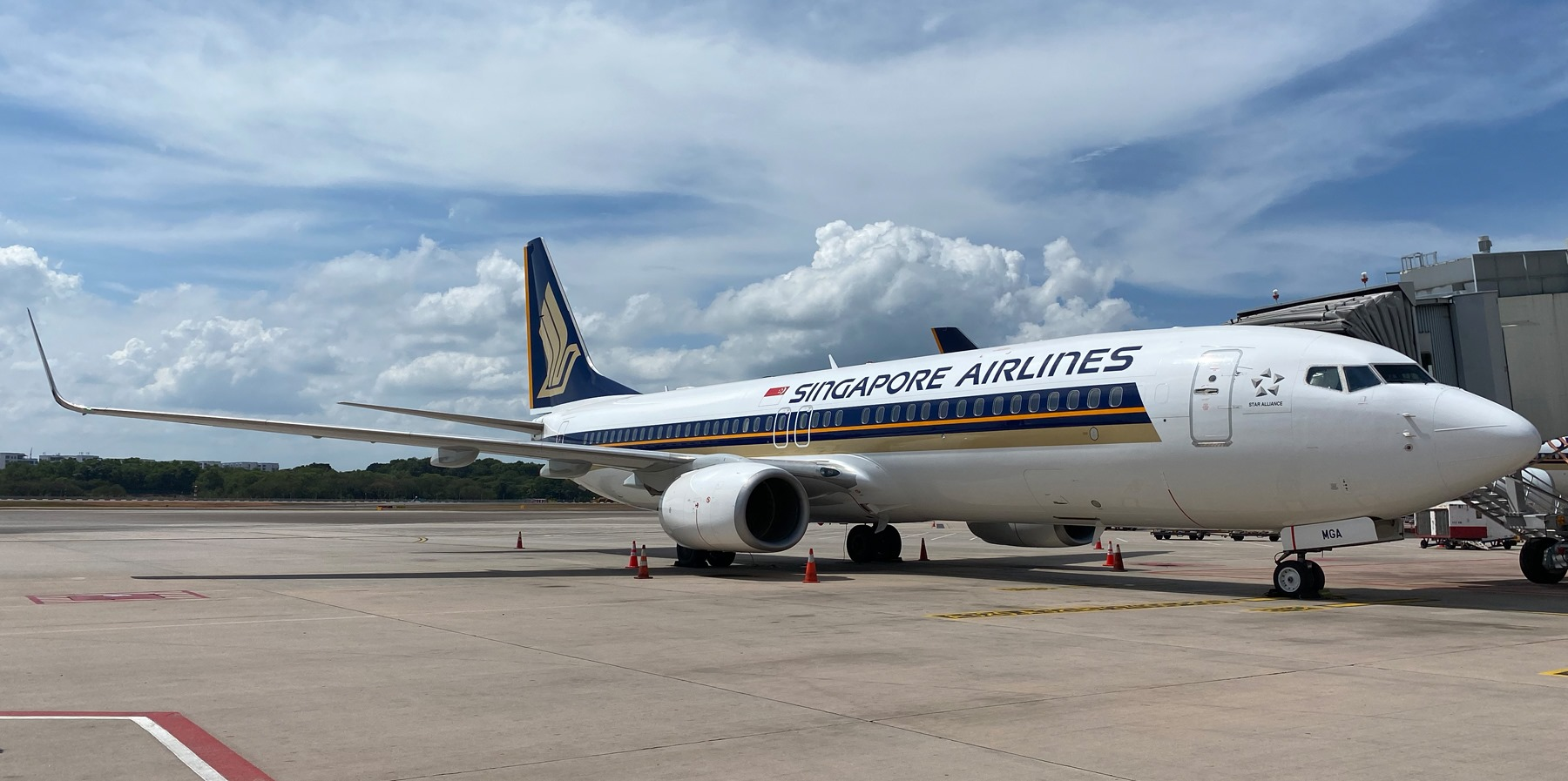 Photo courtesy: Facebook/Singapore Airlines