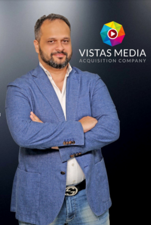 Vistas Media Capital is headquartered in Singapore and led by Abhayanand Singh. Photo courtesy: VMC