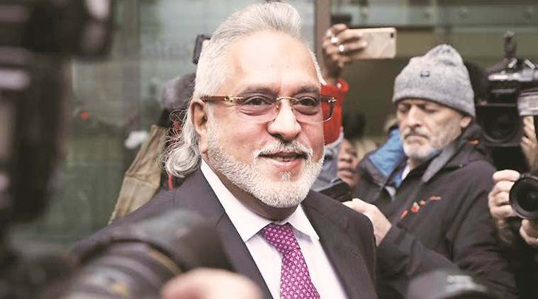 The book, authored by London-based journalists and researchers Danish and Ruhi Khan, includes a recap of the more recent cases involving former Kingfisher Airlines boss Vijay Mallya. Photo courtesy: PIB