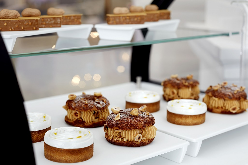 There will also be handcrafted desserts by Executive Pastry Chef Tai Chien  Lin. Photo courtesy: Raffles Hotel Singapore