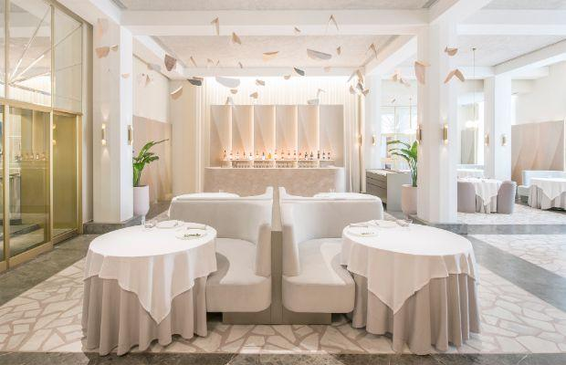 Singapore's Odette restaurant was second on the list. Photo courtesy: theworldsbest50.com