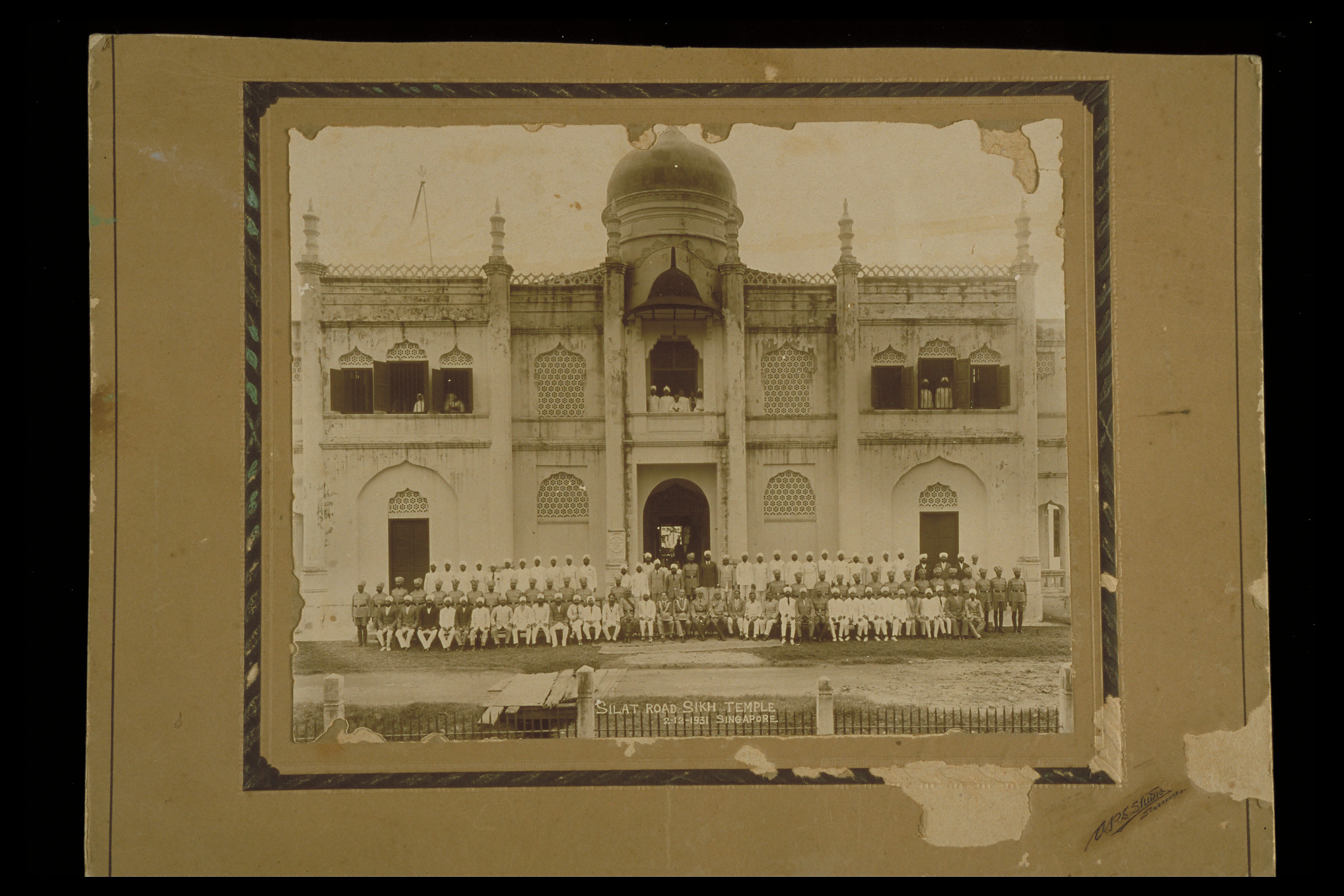 The Sikh's arrival in Singapore to join the Sikh Police Contingent under the British colonial administration at the time can be traced back to the late 19th century