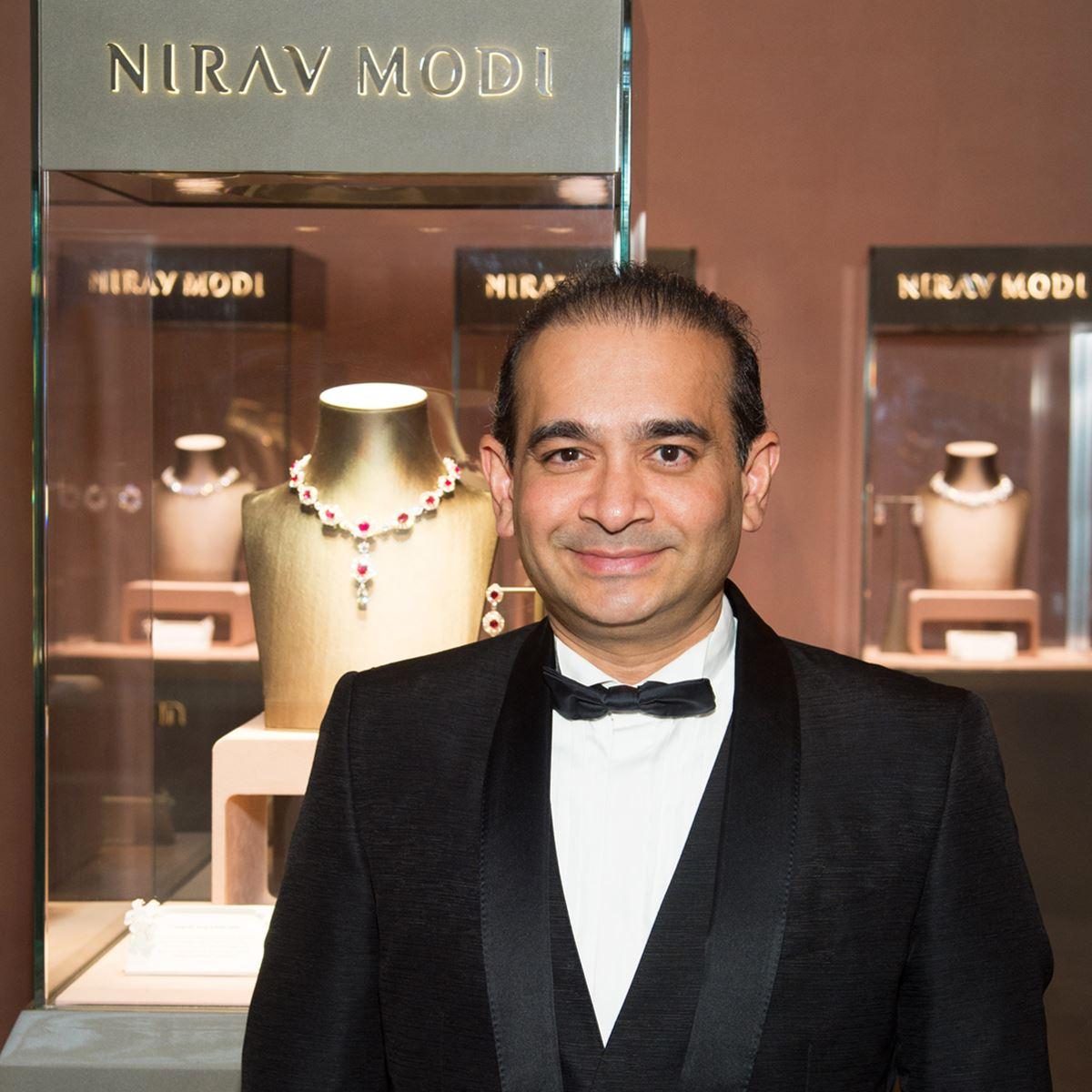 The case of diamond merchant Nirav Modi, wanted in India on fraud and money laundering charges, is also covered in detail. Photo courtesy: Facebook/Nirav Modi