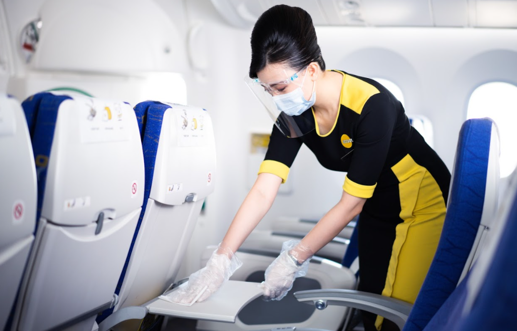 Only airlines that reach hospital-grade standards of health and safety, scoring at least 200 points above the baseline Gold standard, are awarded the Diamond status.
