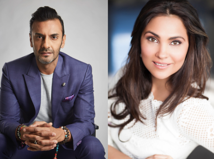 The two-hour event will be hosted by Bollywood actress Lara Dutta (right) and sports scientist and performance coach Shayamal Vallabhjee. Photo courtesy: TiE