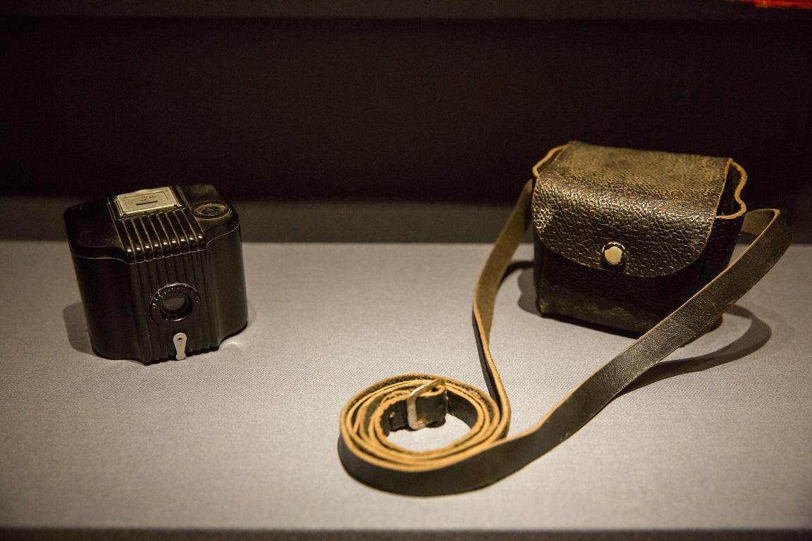 Kodak Baby Brownie camera. Photo courtesy: CCM