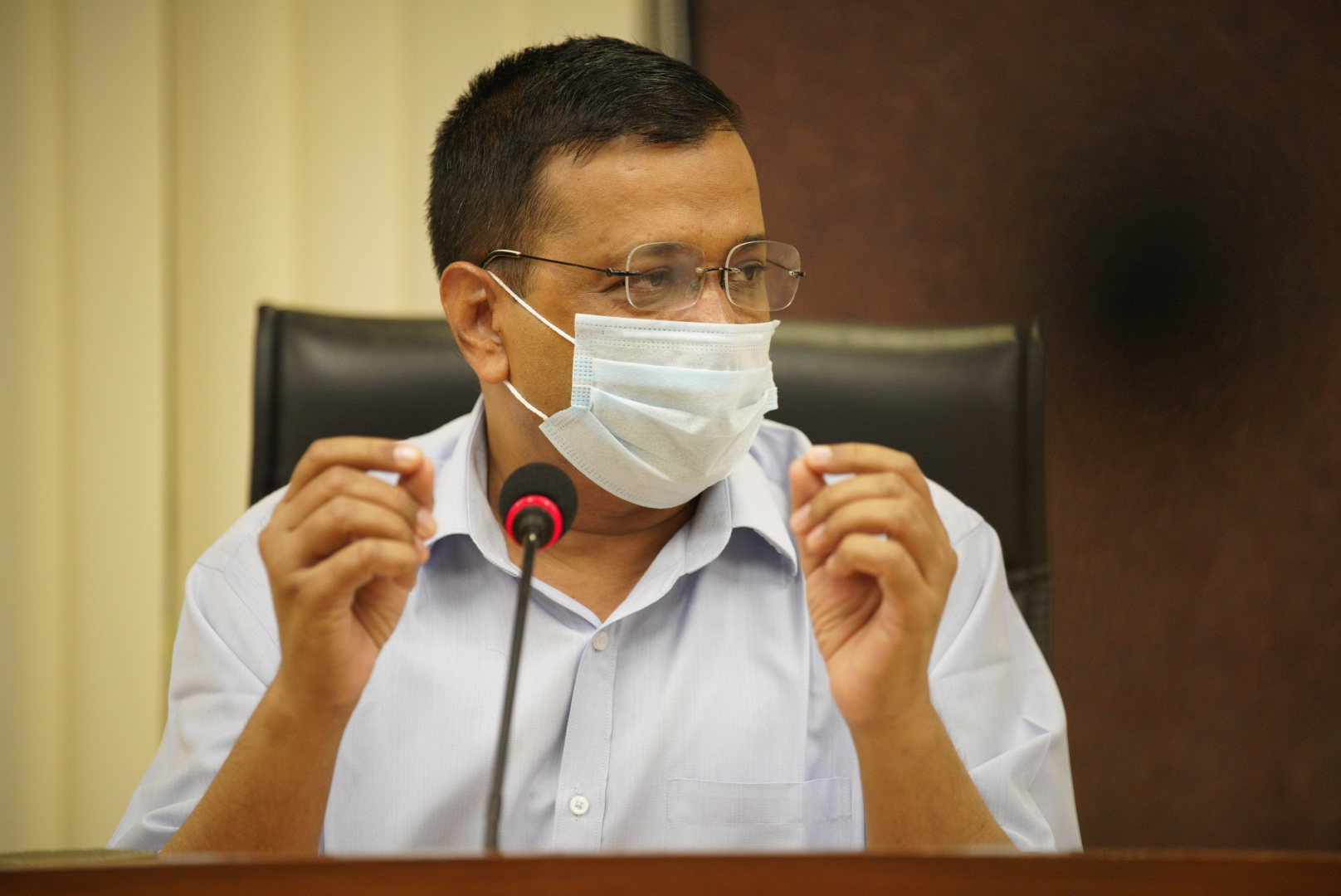 Kejriwal's comments were met with strong criticism by both the Indian and Singapore governments