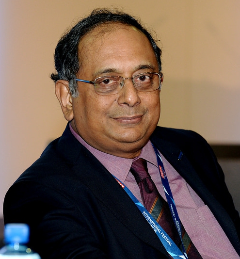 Ravi Velloor, Associate Editor with the Straits Times. Photo courtesy: Flickr
