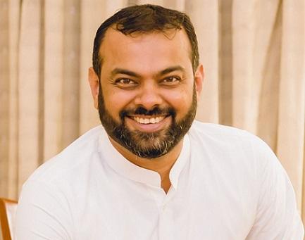Ajay Nair, CEO of Swasth Digital Health foundation. Photo courtesy: swasth.app