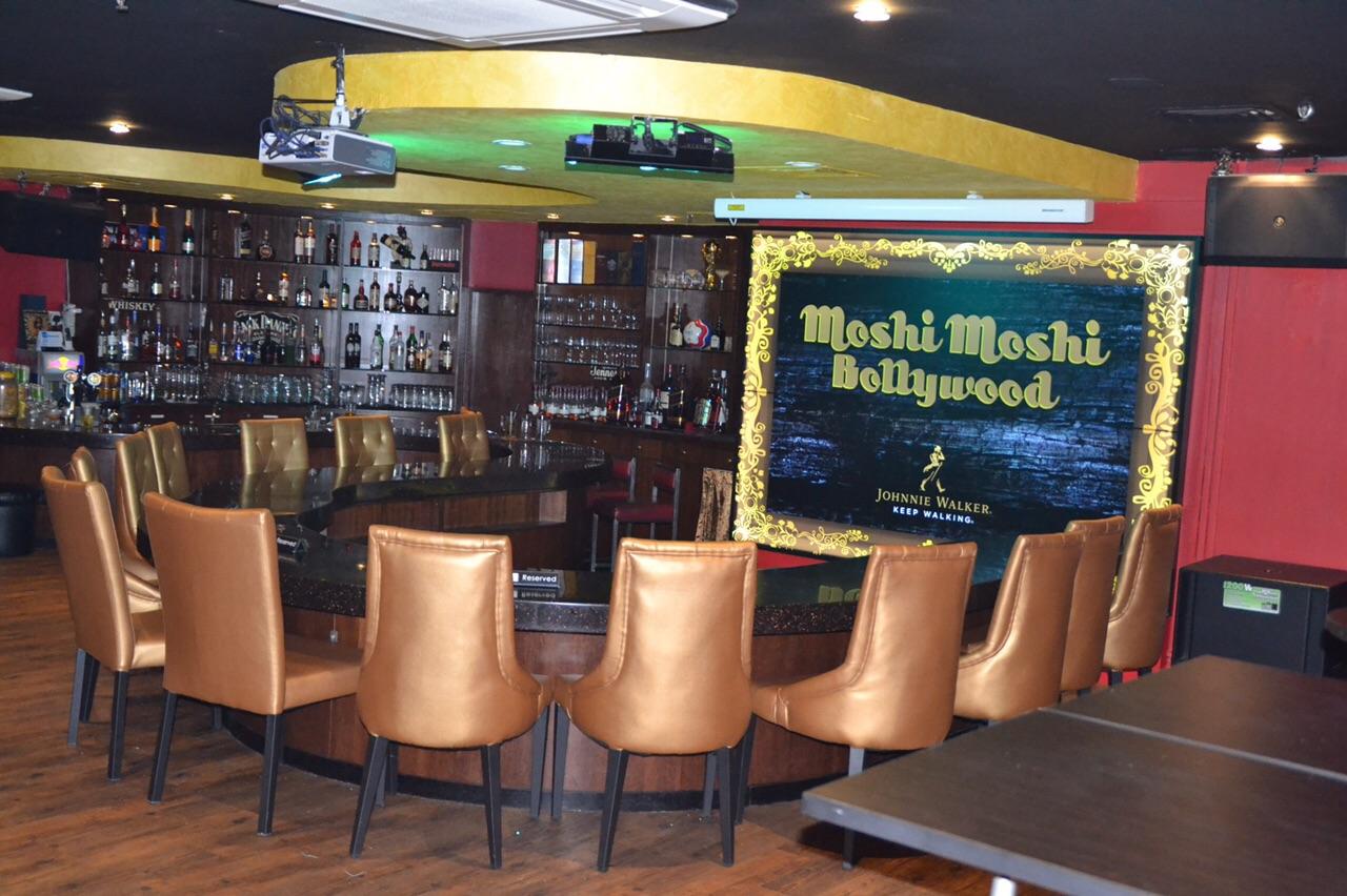 Moshi Moshi Bollywood. Photo courtesy: Facebook/Moshi Moshi Bollywood