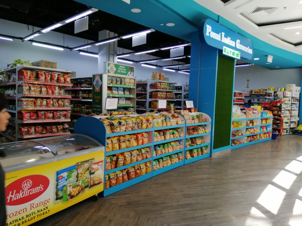Ponni Indian Groceries. Photo courtesy: Facebook/Ponni Indian Groceries