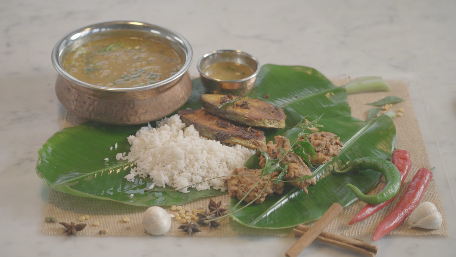 Ayurveda is a centuries-old Hindu system of medicine and nutrition that is often described as the 'mother of all healing.' Photo courtesy: Singapore HeritageFest