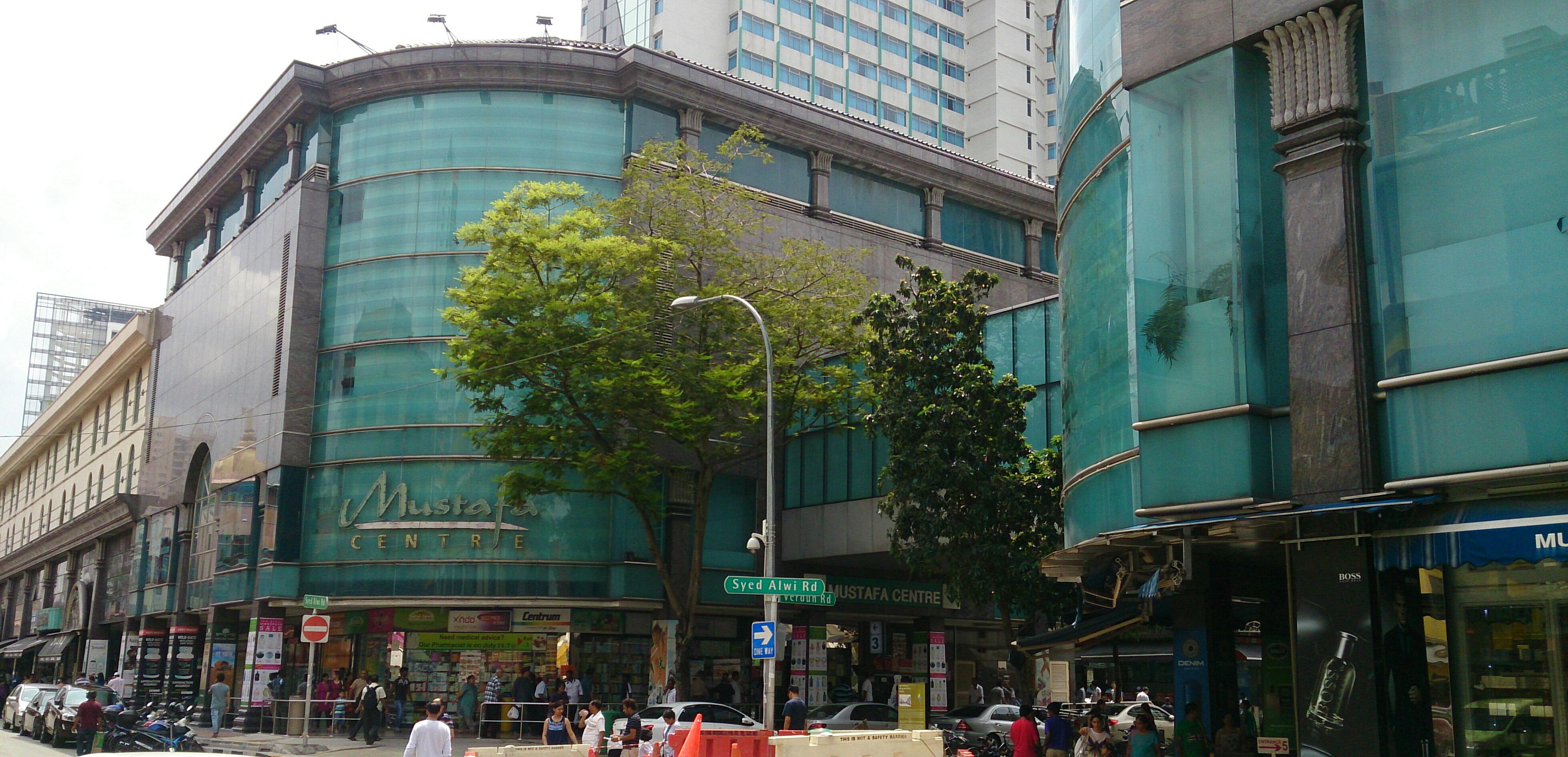 Mustafa Centre. Photo courtesy: Wikimedia/ProjectManhattan