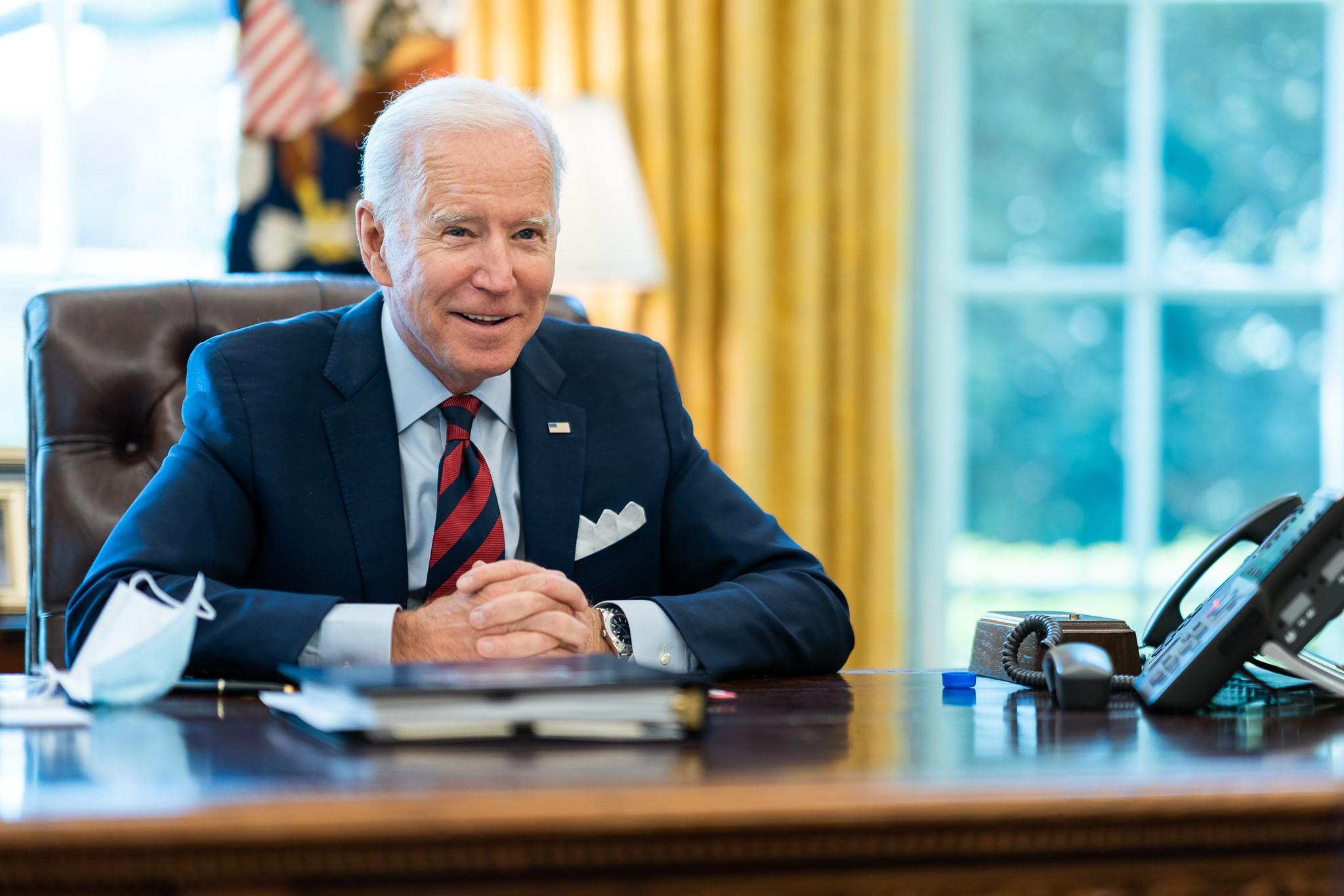 File photo courtesy: Facebook/The White House