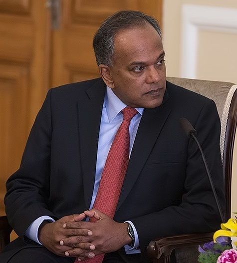Law and Home Affairs Minister K Shanmugam was among those who have come out strongly to talk about the viral video
