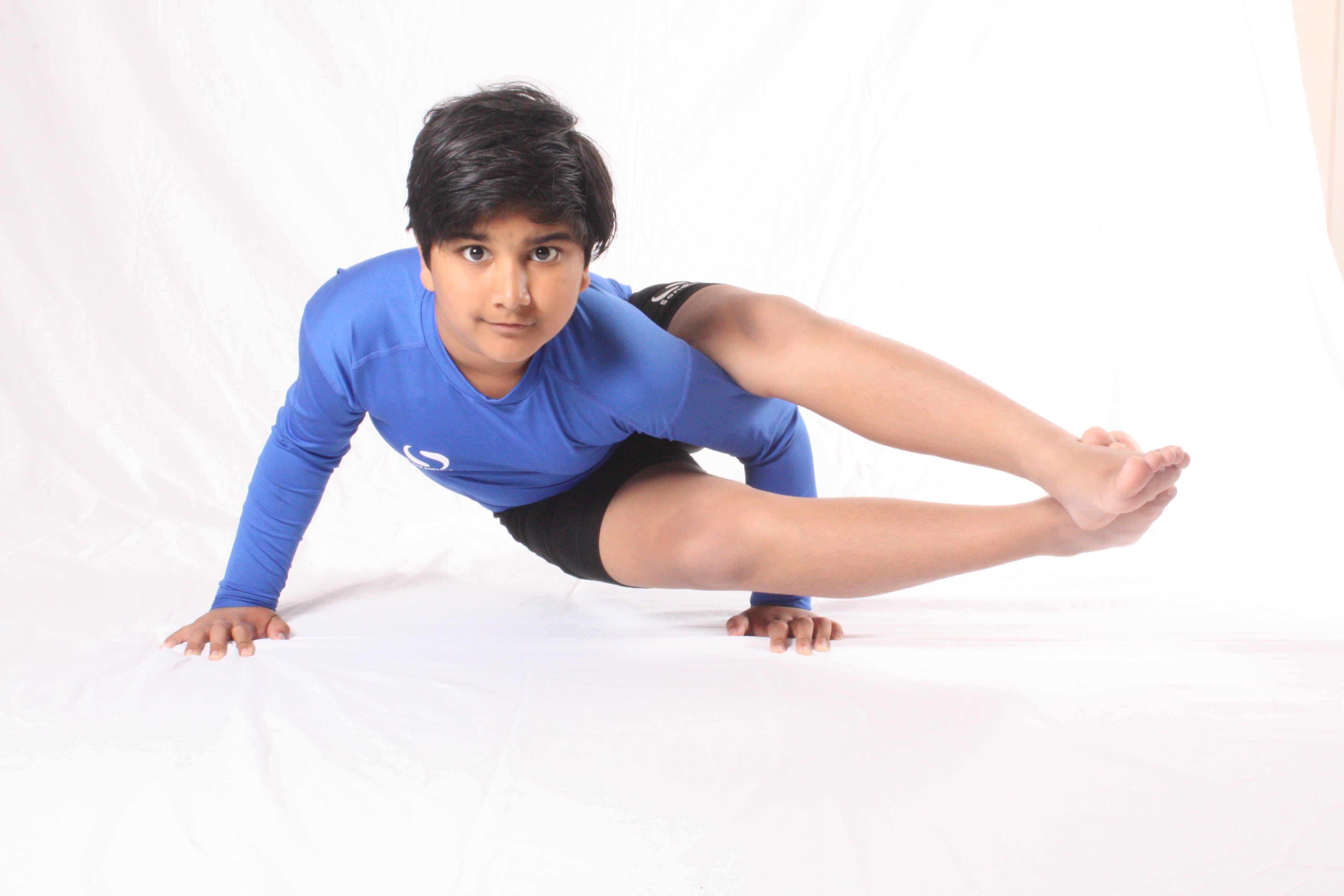 Ishwar is the 1646th person to be recognised by the UK daily Points of Light award.