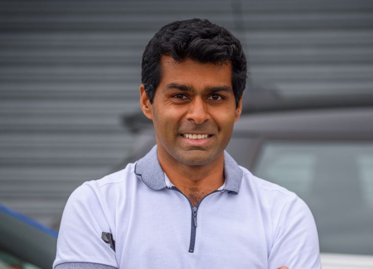 Motorsport UK were also happy to have a person like Chandhok on the board.