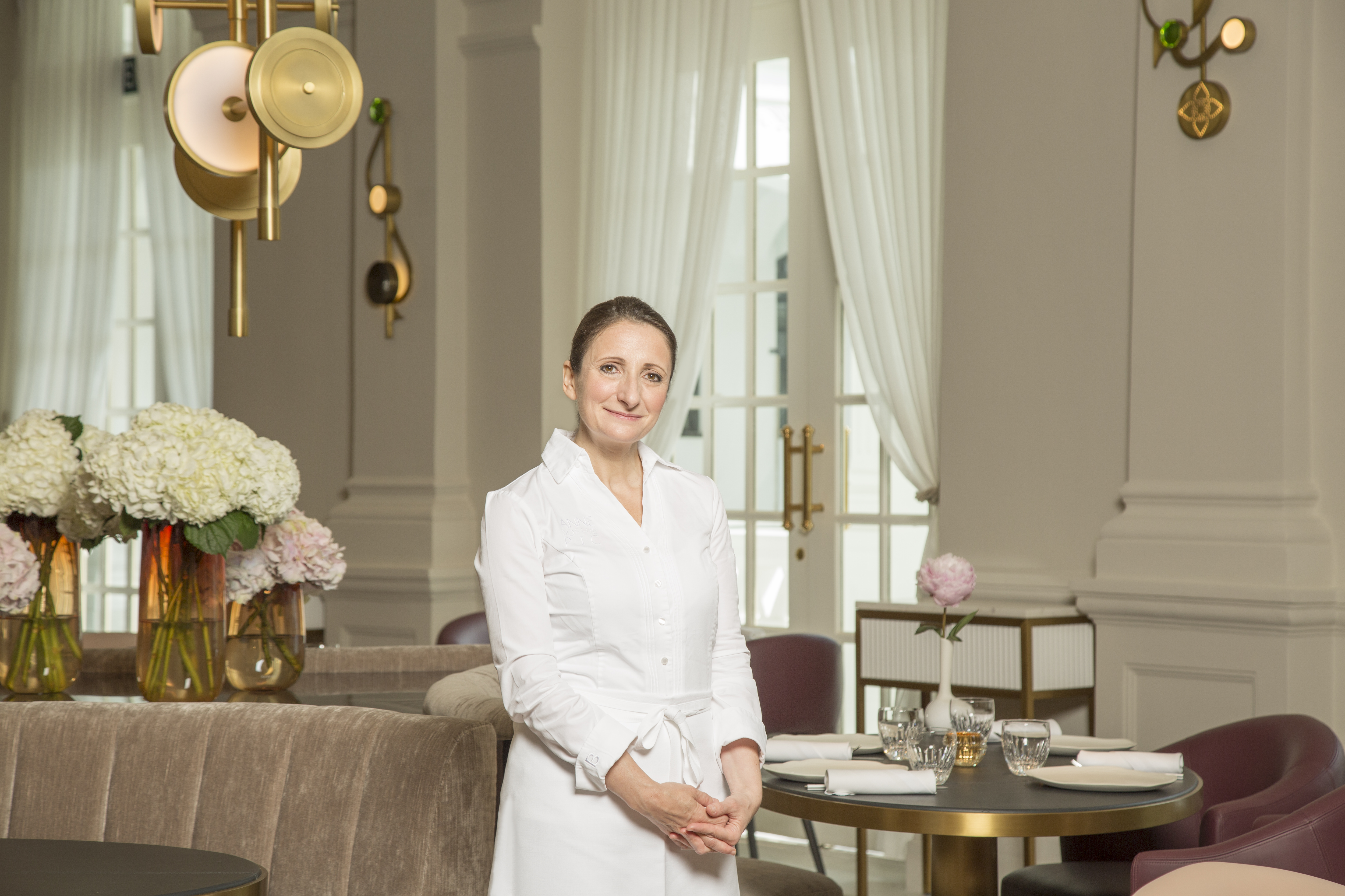 Three Michelin-starred Chef Anne-Sophie Pic's newgastronomic creations will serve as a treat for guests upon the return of dining-in at restaurants in Singapore after Phase Two (Heightened Alert) was lifted in the city-state, an official release stated.