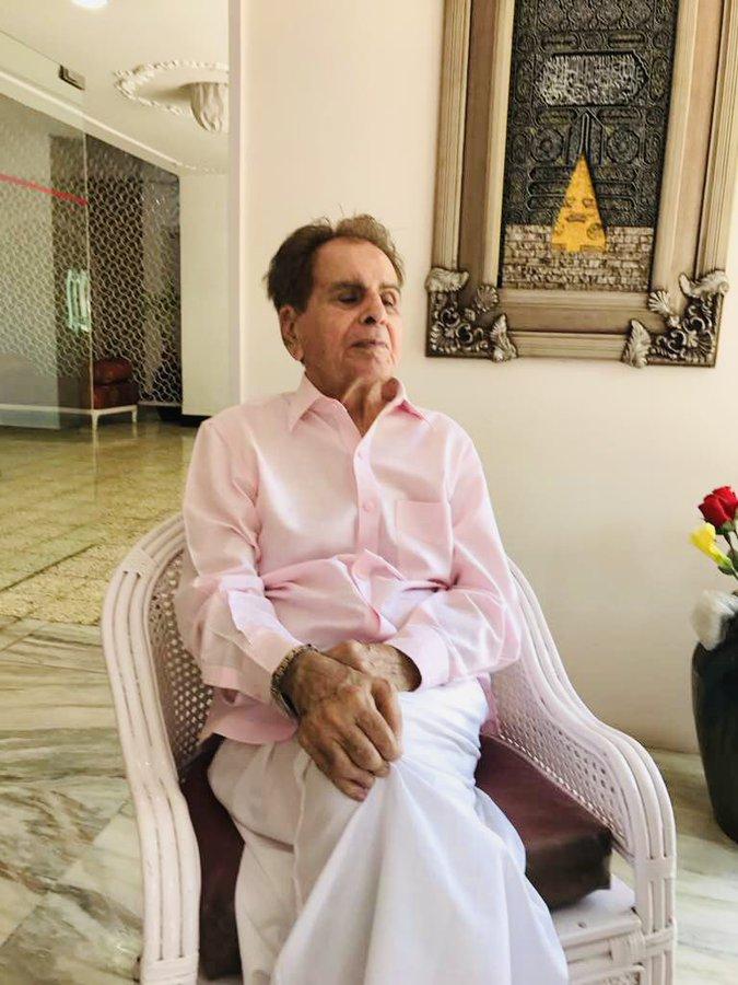 Born as Mohammed Yusuf Khan, Dilip Kumar.