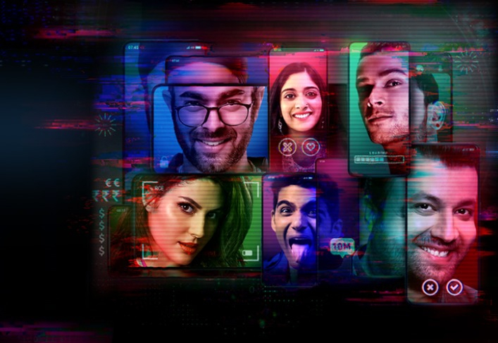Chutzpah will premiere on SonyLIV from July 23 and will be available in Hindi, Tamil, Telugu and Malayalam.