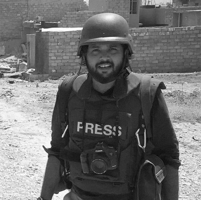 As a photojournalist, Siddiqui covered a wide range of issues across the world.