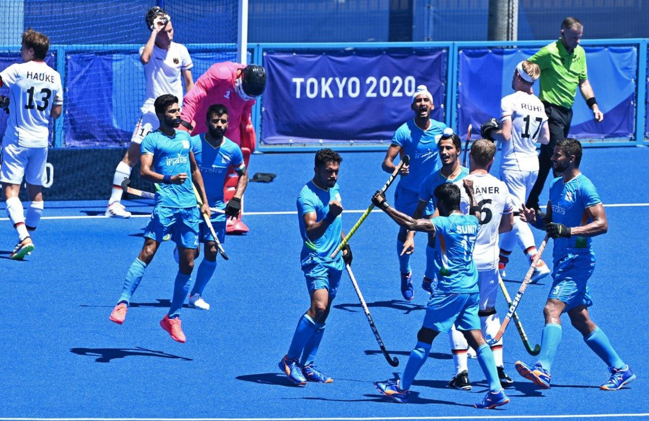 India has now won the most Olympic hockey medals of any country in history. Photo courtesy: IHF
