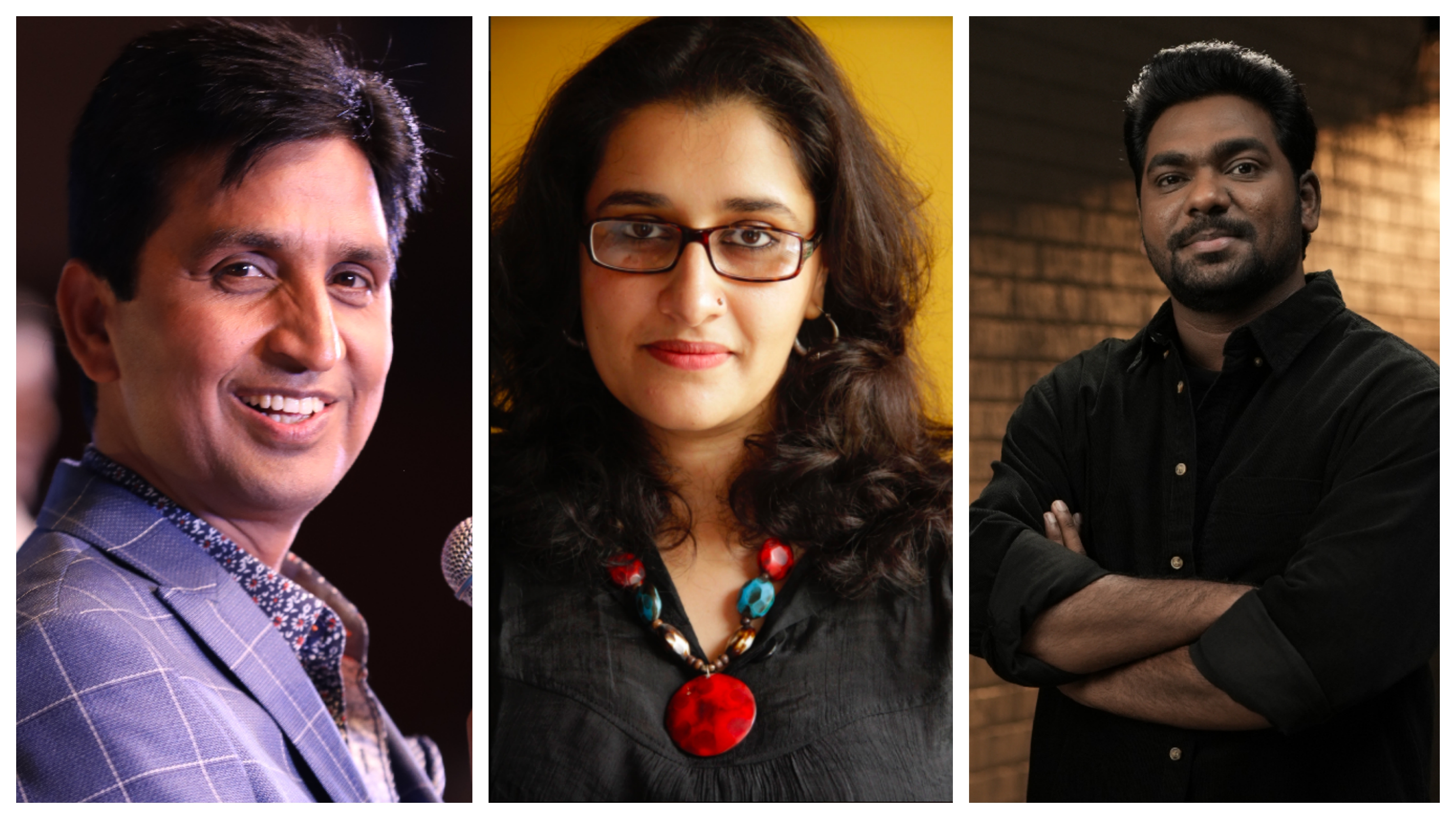 The showcase will also bring together prominent poets like Dr Kumar Vishwas, Kausar Munir and Zakir Khan.