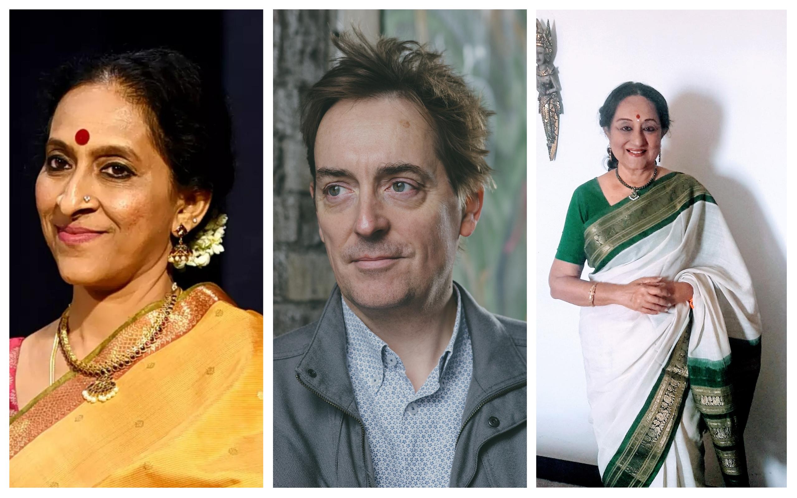The webinar line-up includes Oscar awardee vocalist Bombay Jayashree; Oliver Craske, who authored Pt Ravi Shankar's memoir, 'Indian Sun' and Lakshmi Vishwanathan hosting a discussion on 'Women of Pride - the Devadasi Tradition'. Photos courtesy: Apsaras Arts, Charlotte Knee