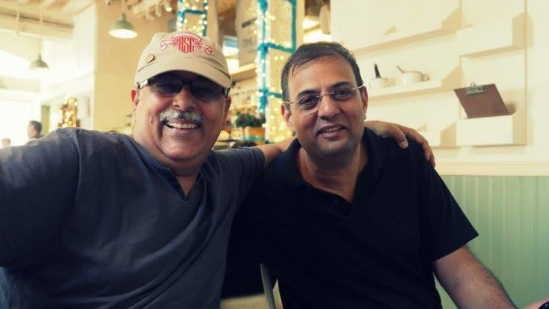 Connected to India caught up with Vikram and Hiroo Keswani, the production's cinematographer, for an exclusive chat.