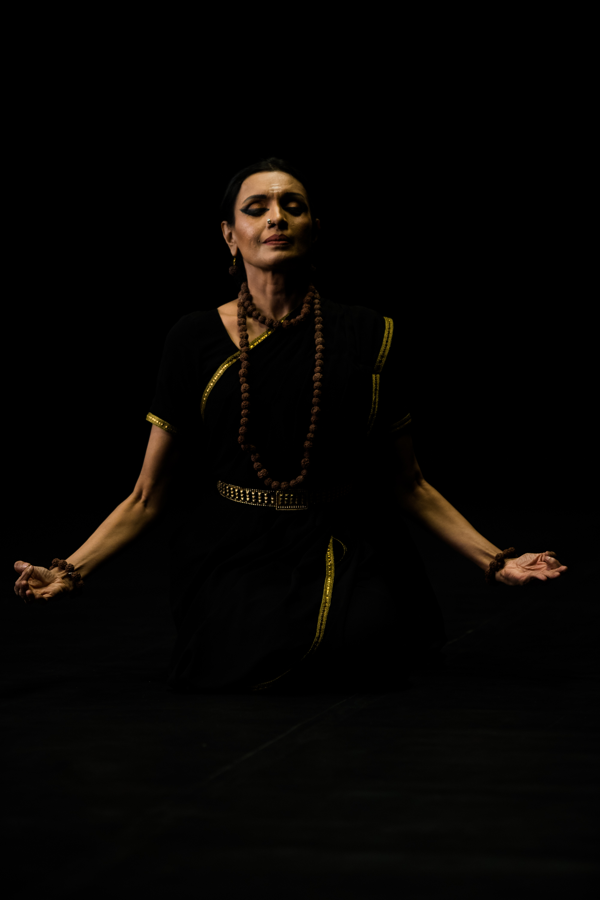 Bharatanatyam is her first love and has been since she was only six years old.