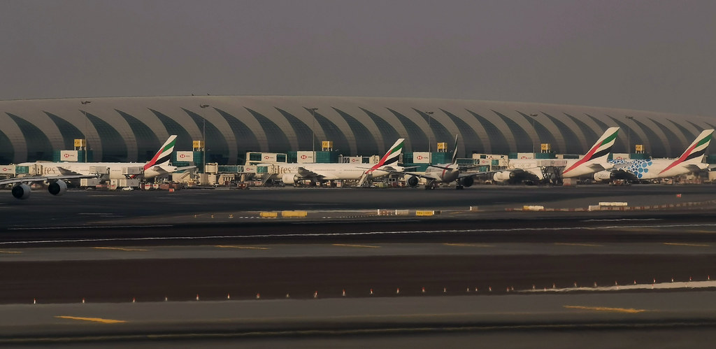 The UAE had allowed passengers holding passports of several SAARC countries including India to enter the country on a tourist visa provided they haven't visited or been in these countries in the last 14 days.