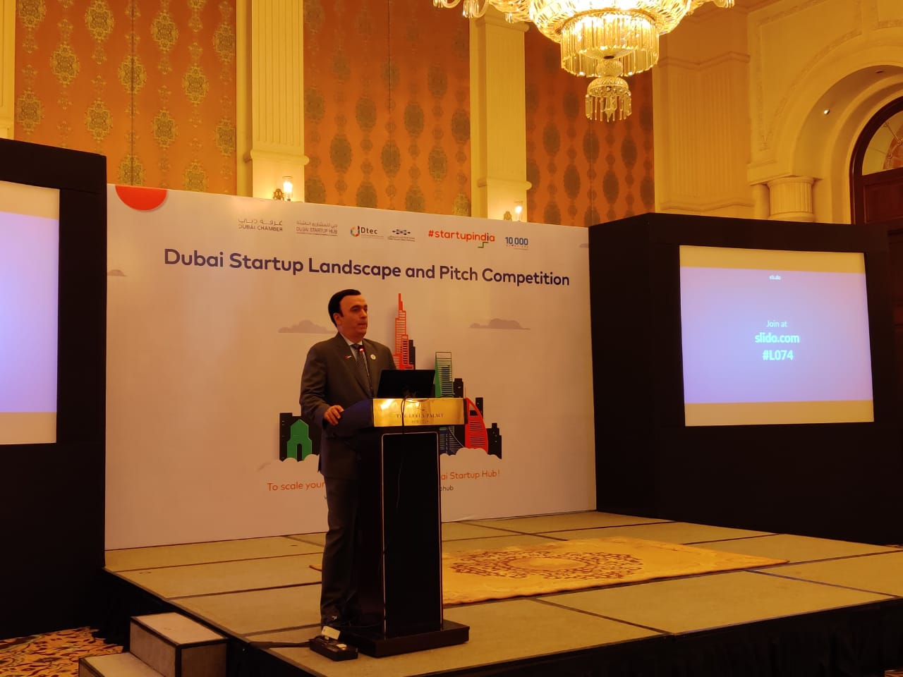 Al Banna stressed the importance of collaboration between the UAE and India in emerging sectors
