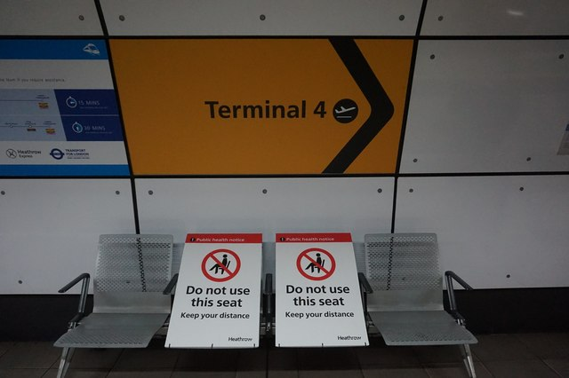 Under the new rules, people from India flying to the UK have to undergo a 10-day quarantine, during which period they will have to get tested for COVID-19.