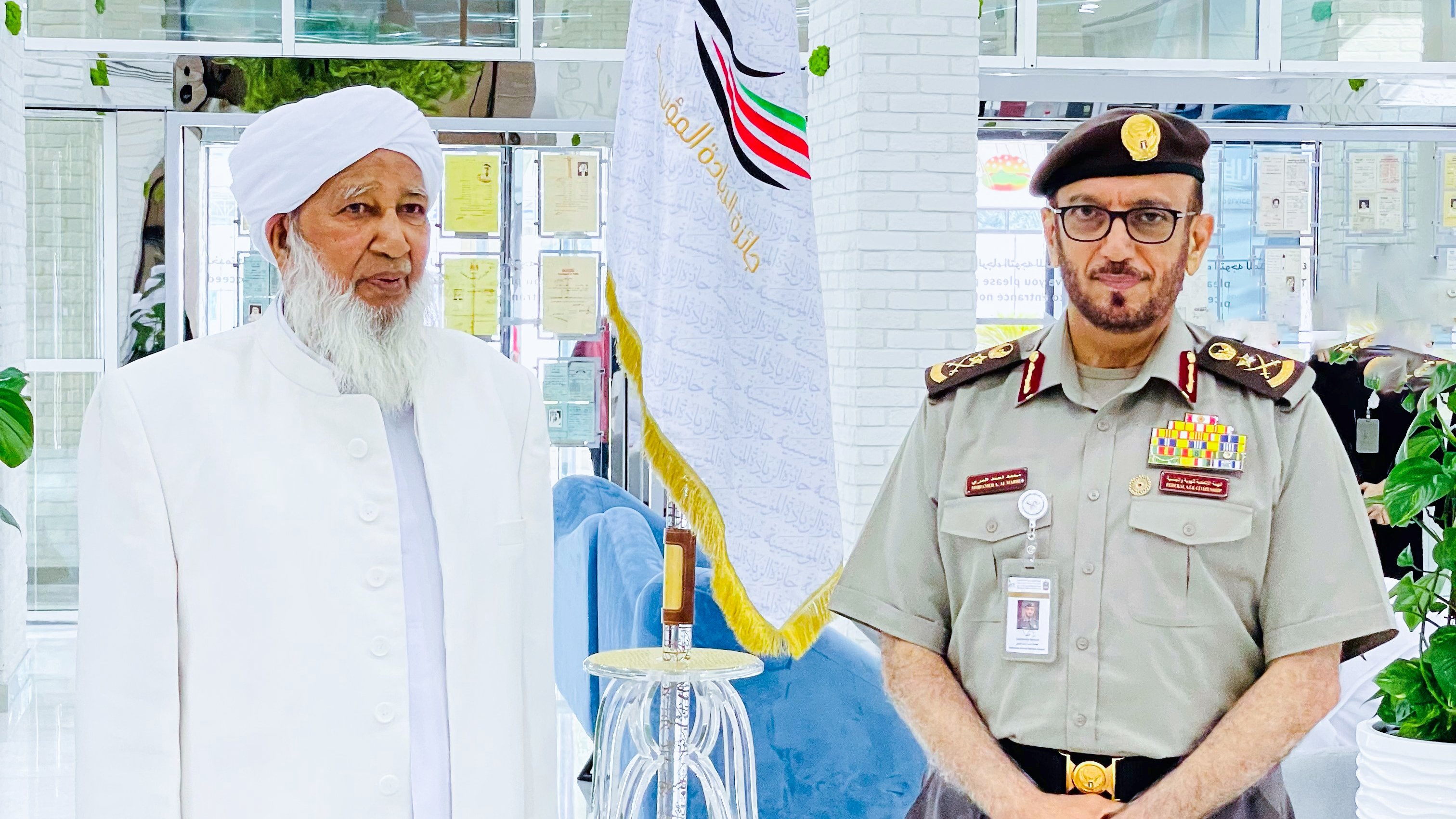 The religious leader, who is popularly known as Kanthapuram AP Aboobacker Musliar, has been a regular face at platforms promoting peace and interfaith dialogue.
