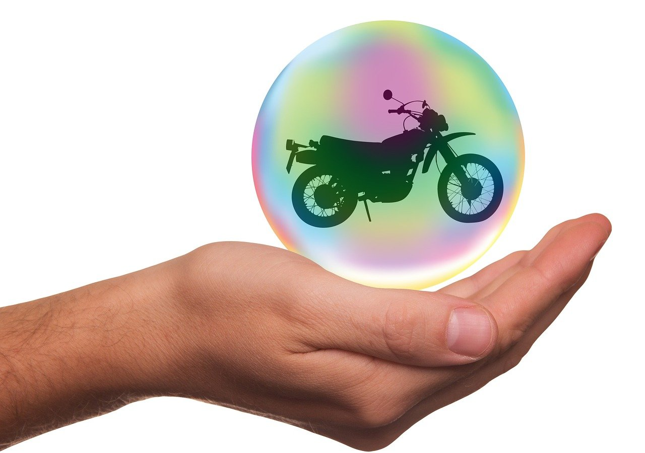 Buying bike insurance is more of a necessity as it is for your safety and is already mandated by the law.