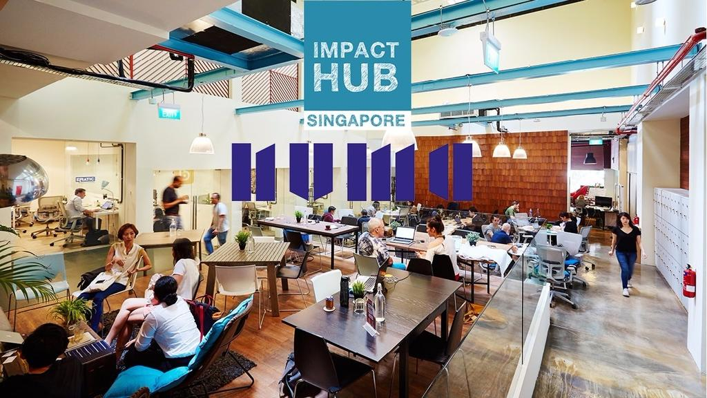 Impact hub singapore partners with google for