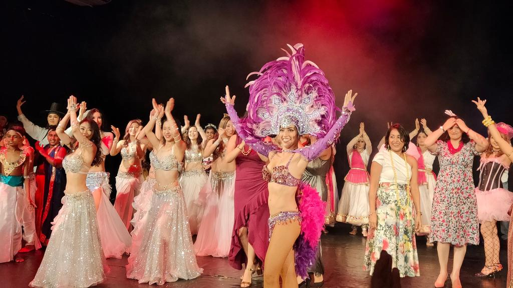 In Pics: Showcasing multicultural dance forms in cosmopolitan Singapore