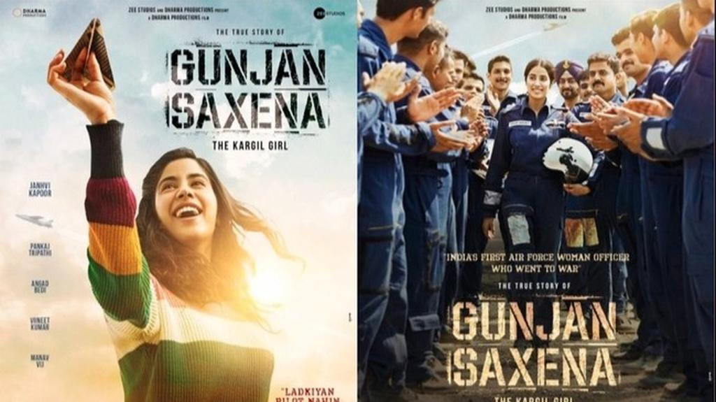 Movie Review Gunjan Saxena The Kargil Girl Who Beat The Odds Connected To India