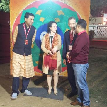 Anuraag Saxena, India Pride Project in the limelight in 'Blood Buddhas' documentary