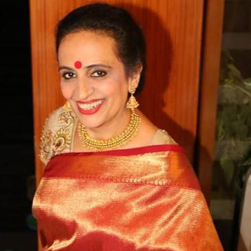 Ruby Shekhar, trailblazer of Singapore sari saga