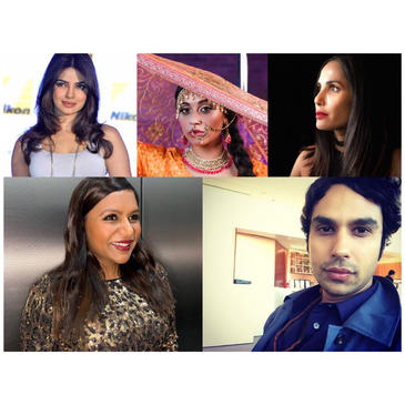 Indian origin actors making waves in international showbiz