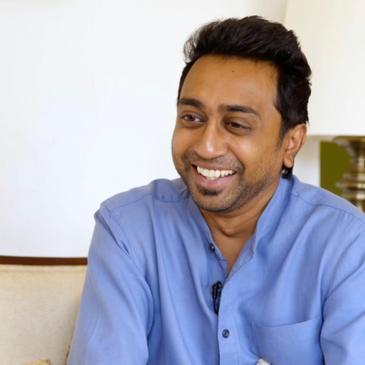 Vishnu: Dreaming big for Singapore's Tamil entertainment industry