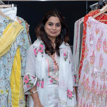 Indian Women's Association Bazaar: Entrepreneurship with a heart