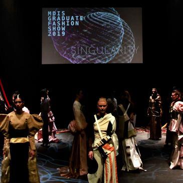 MDIS graduates weaves powerful social messages into fashion design pieces