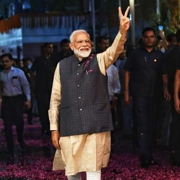 More action expected in Modi\'s second term