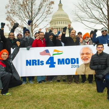 What Modi 2.0 means to India's global community