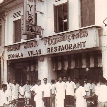 Komala Vilas: One of the oldest Indian vegetarian restaurant in Singapore