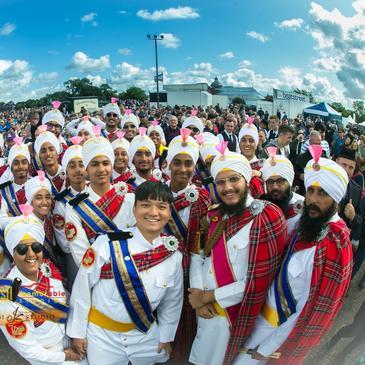 Sikh band from Malaysia wins World Pipe Band Championship