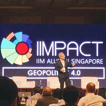 Indian Institute of Management Alumni explore LIFE 4.0 in Singapore with gala event