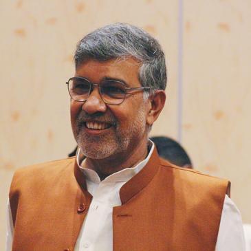 Nobel Laureate Kailash Satyarthi shares his 4 P\'s to save the world